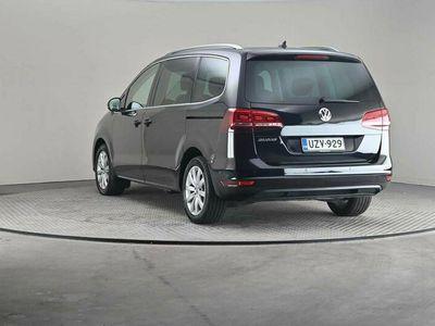 käytetty VW Sharan Highline 2,0 TDI 110 DSG (MY17) -Navi, Webasto, Älypuhelimen integrointi-