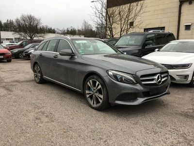 käytetty Mercedes C350e T A Premium Business