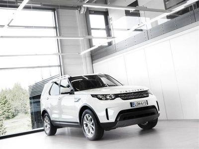 käytetty Land Rover Discovery 2,0 Td4 SE Aut / 2-Hlö pakettiauto + Navi + Webasto / Tulossa!