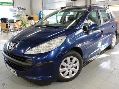 käytetty Peugeot 207