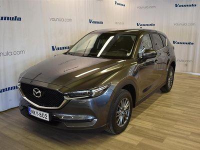 käytetty Mazda CX-5 2,2 SKYACTIV-D AWD Edition 6AT **1-OMISTAJA, NELIVETO, VÄHÄN AJETTU**