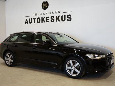 käytetty Audi A6 Avant Business 2,0 TDI 130 kW multitronic Start-Stop - ** Kotiintoimitus !!! ** - ** Webasto / Sporttipenkit / Koukku **