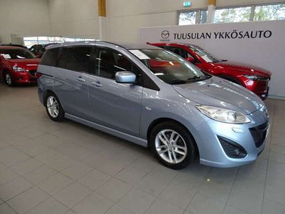 käytetty Mazda 5 MPV 2,0 DISI i-Stop Exclusive Business 6MT 5d HF2
