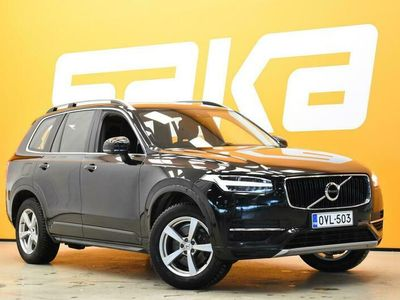 käytetty Volvo XC90 D5 AWD Momentum aut 173kW 7-paik. ** 1-om Suomiauto / Winter-pak / Adapt. Cruise / Pilot Assist / Koukku **