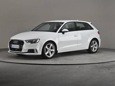 käytetty Audi A3 Sportback Business Sport 1,5 TFSI COD- Kommunikaatio paketti, Advanced key system, ACC-