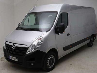 käytetty Opel Movano Van L3H2 (3,5t) 2.3 CDTI BiT 107 FWD**Rahoituskorko 1,49 % + kulut **