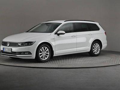 käytetty VW Passat Variant Comfortline 2,0 TDI 110 4wd- Webasto, Vetokoukku, Neliveto-