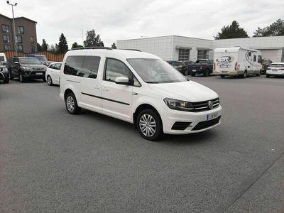 käytetty VW Caddy Maxi Trendline 1,4 TSI 92kW DSG 7P *** J. autoturva saatavilla, J. kotiintoimitus