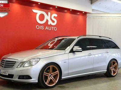 """käytetty Mercedes E200 BE Elegance Business + TODELLA NÄYTTÄVÄ JA SIISTI FARKKU-EEMELI + 19"""" CONCAVE + NAVI + KOUKKU + RAHOITUS +"""