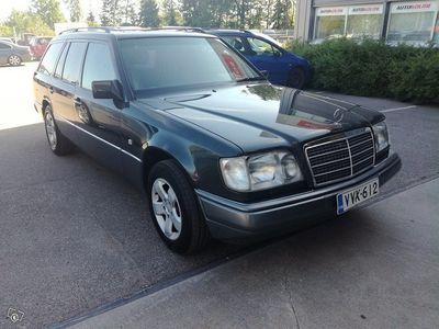 käytetty Mercedes E300 Matic