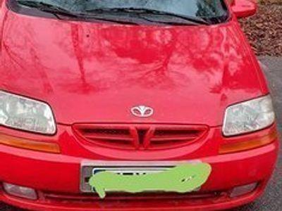 käytetty Chevrolet Kalos 4D