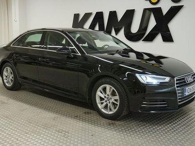 käytetty Audi A4 Sedan Business Sport 140 kW **SUOMI-auto / VAKKARI / BLUETOOTH**