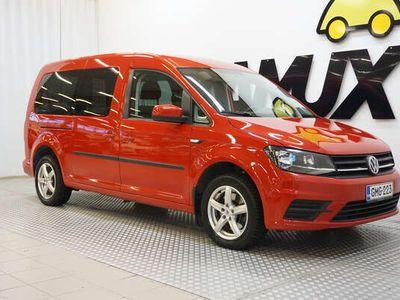 käytetty VW Caddy Maxi Trendline 2,0 TDI 75kW DSG 7-hlö /
