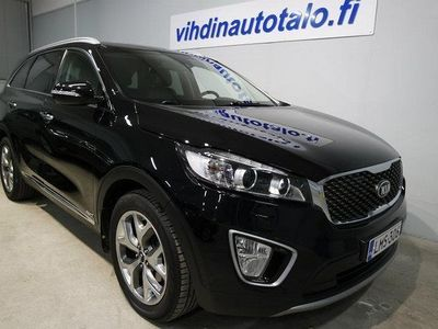 käytetty Kia Sorento 2,2 CRDi AWD Business Premium A 5P