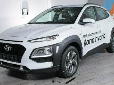 käytetty Hyundai Kona 1,6 hybrid 141 hv 6-DCT Comfort RAHOITUSKORKO TÄHÄN AUTOON 1,9%+KULUT