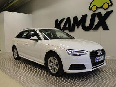 käytetty Audi A4 Avant 2,0 TDI 110 kW S tronic *WEBASTO, KOUKKU, SÄHKÖINEN TAKALUUKKU, 1.om*