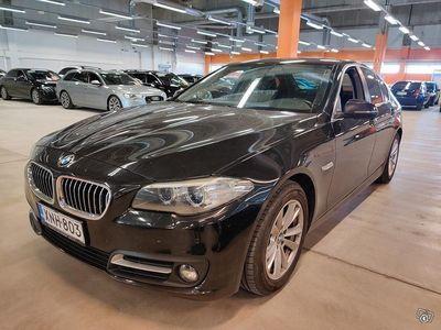 käytetty BMW 520 520 F10 Sedan d TwinPower Turbo A Limited xDrive Edition Exclusive 140kW ** Suomi-auto / Sporttipenki