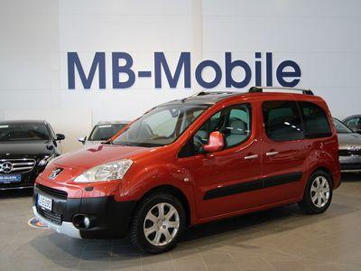 käytetty Peugeot Partner Tepee Premium HDi 90 * Vakkari * Jakohihna vaihdettu 02/2021 *