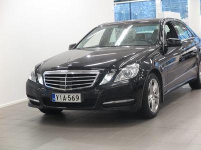 käytetty Mercedes E350 CDI BE 4Matic A Premium Business Suomi auto
