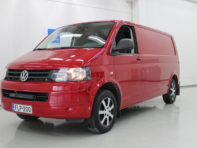 käytetty VW Transporter umpipa pitkä 2,0 TDI 103