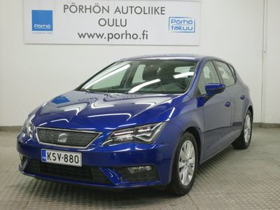 käytetty Seat Leon 1,0 TSI 115 Ecomotive Style aj 49 tkm