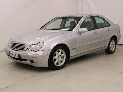 käytetty Mercedes C200 Kompressor Elegance