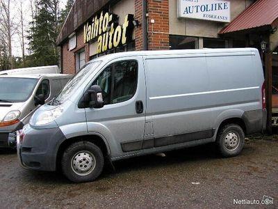 käytetty Peugeot Boxer