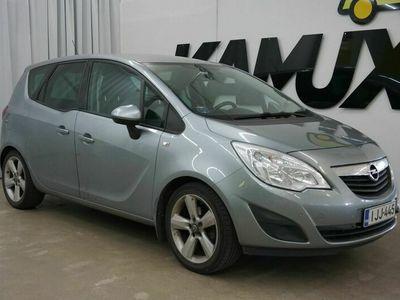 käytetty Opel Meriva 5-ov Enjoy 1,4T ecoFLEX 89kW MT5 / Juuri huollettu / Ratinlämmitin / Vetokoukku