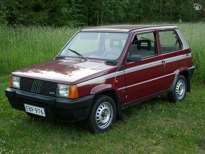 käytetty Fiat Panda 1,0 1987