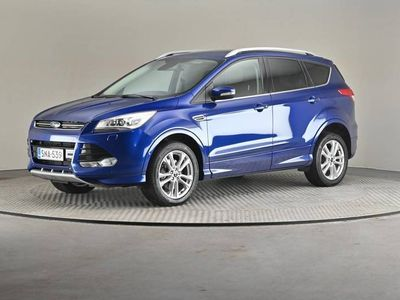 käytetty Ford Kuga 2,0 TDCi 150 AWD A Titanium Business