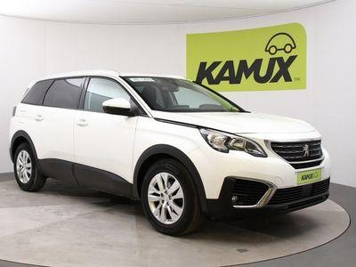 käytetty Peugeot 5008 Active BlueHDi 120 7p // Digimittaristo / Navigointi / Vetokoukku //