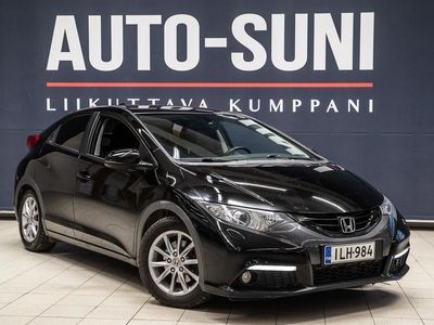 käytetty Honda Civic 5D 1,8i Lifestyle Business AT