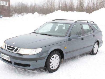 käytetty Saab 9-5 2.0t SE Wagon 5d