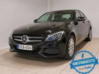 käytetty Mercedes C220 BlueTec A Launch Edition