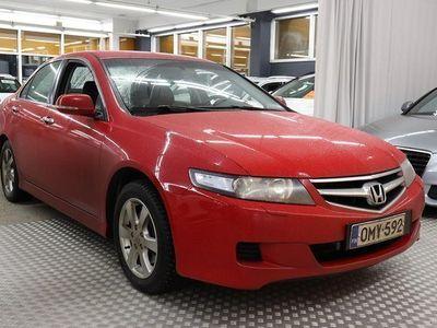 käytetty Honda Accord 4D 2,0i Sport AT Business ** Suomi-auto / Puolnahat / Juuri huollettu / Juuri katsastettu **