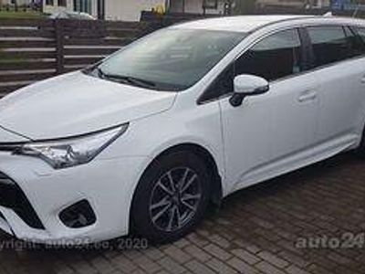 käytetty Toyota Avensis Touring Sports Active 1.8 Valvematic 108kW