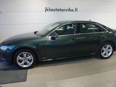 käytetty Audi A4 Sedan Land of q 2,0 TDI 140 Q A (17) Tarjoushinta!