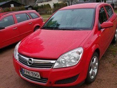 käytetty Opel Astra 1.9 CDTI 120 Enjoy Comfort 5dviistoperä