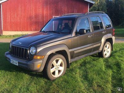 käytetty Jeep Cherokee 2.8 CRD Sport S 5d