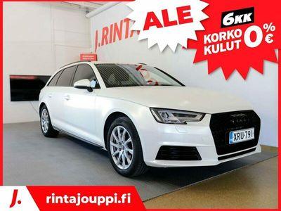 käytetty Audi A4 A4Avant Business 2,0 TDI 140 kW S tronic - Hieno! -