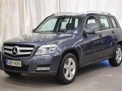 käytetty Mercedes GLK250 CDI BE 4Matic A Premium Business *Merkkiliikkeen huoltokirja, ILS, Koukku jne.*