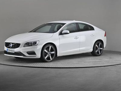 käytetty Volvo S60 D4 Business Classic R-Design A- On Call, Navi, Webasto-