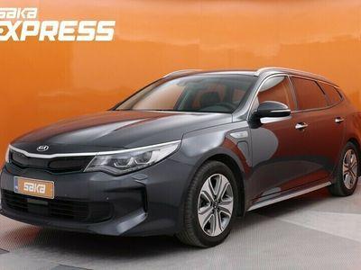 käytetty Kia Optima 2,0 GDI PHEV Business Premium SW A/T ** Muistipenkki / Navi / Smart Key / Harman/Kardon / AndroidAut