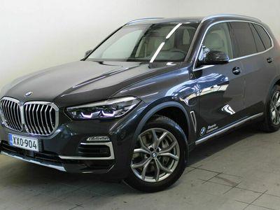 käytetty BMW X5 G05 xDrive45e A Charged Edition