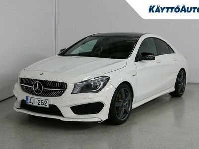 käytetty Mercedes 180 CLA-sarjaBE Premium Business AMG