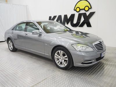 käytetty Mercedes S350 CDI BE L 4Matic Business