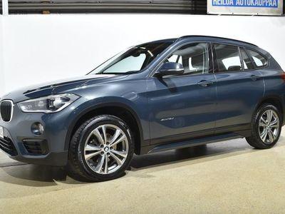 käytetty BMW X1 F48 xDrive18d A Business Sport **Korkotarjous 1,95% + kulut**