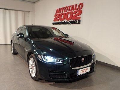 käytetty Jaguar XE 20d Business AWD Aut Prestige Korkokampanja alk. 0.99%!