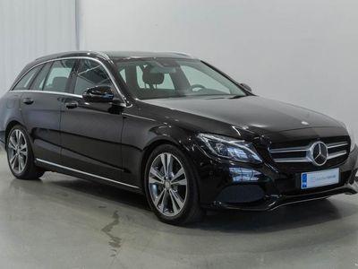 käytetty Mercedes C350e T A Premium Business Avantgarde, Airmatic, Distronic, Burmester, Navi, 360°, Adaptive LED