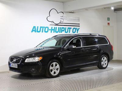 käytetty Volvo V70 2,4D Momentum Business aut***Webasto / Vetokoukku / Käsiraha alk.0€